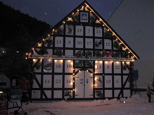 Willingen Weihnachtsmarkt.Willingen Ein Wintermärchen