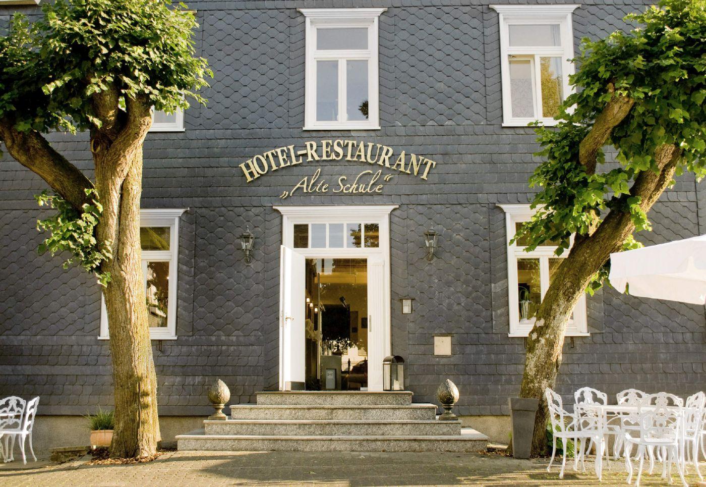 Hotel Alte Schule - Übernachten in Bad Berleburg - Hotel